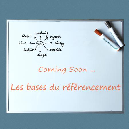 Les bases du référencement